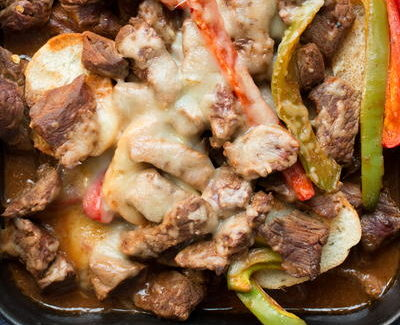 Summer Casserole Recipes: Philly Cheesesteak Edition