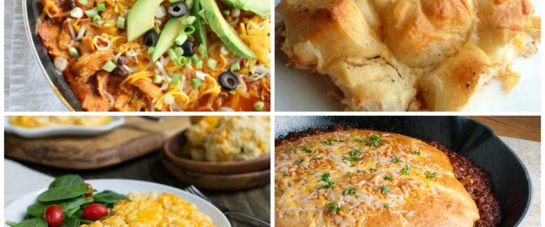 13 Back-to-School Dinner Ideas