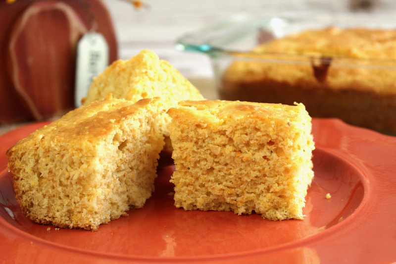 Sweet Buttermilk Corn Bread