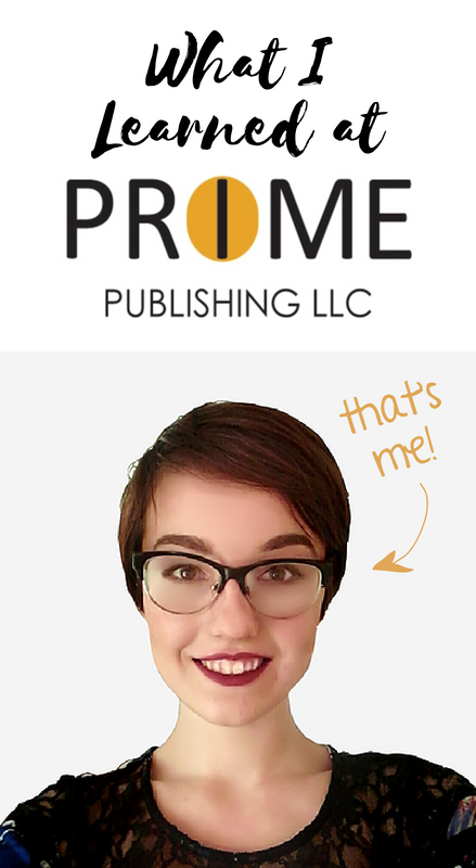What I Learned at Prime Publishing