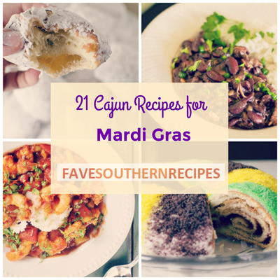 21 Cajun Recipes for Mardi Gras